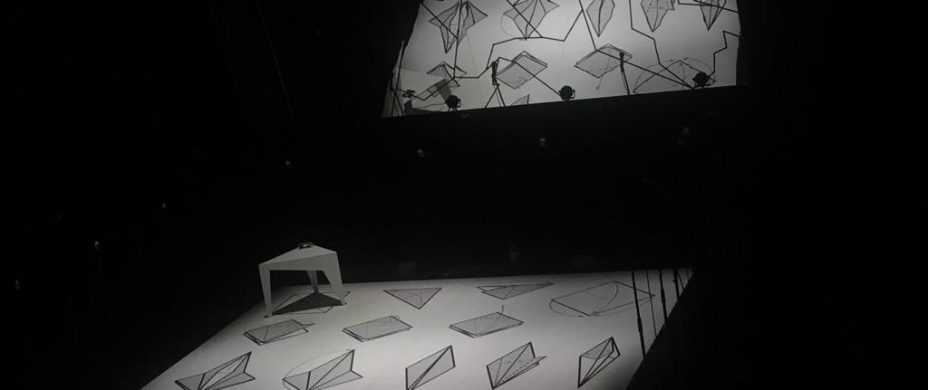 Blog | Opvallende verschijning in het theater